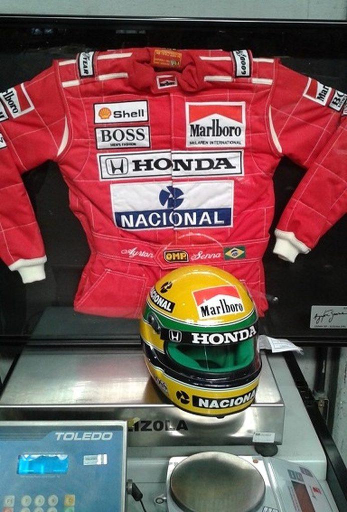 Produtos Senna para leilão judicial